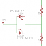 How to economize the used pins to manage bicolor leds on arduino (or other MCUs)