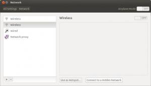 network settings 3