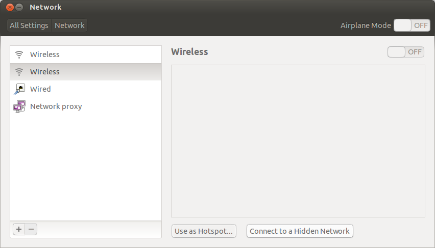 ubuntu how to make serial connection