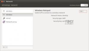 network settings 4